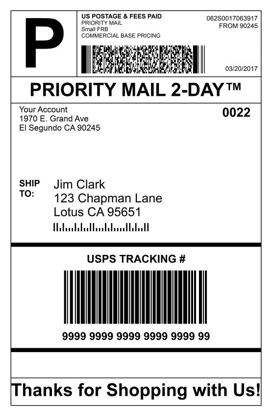 Stamps.Shipping Plugin with USPS Postage for WooCommerce