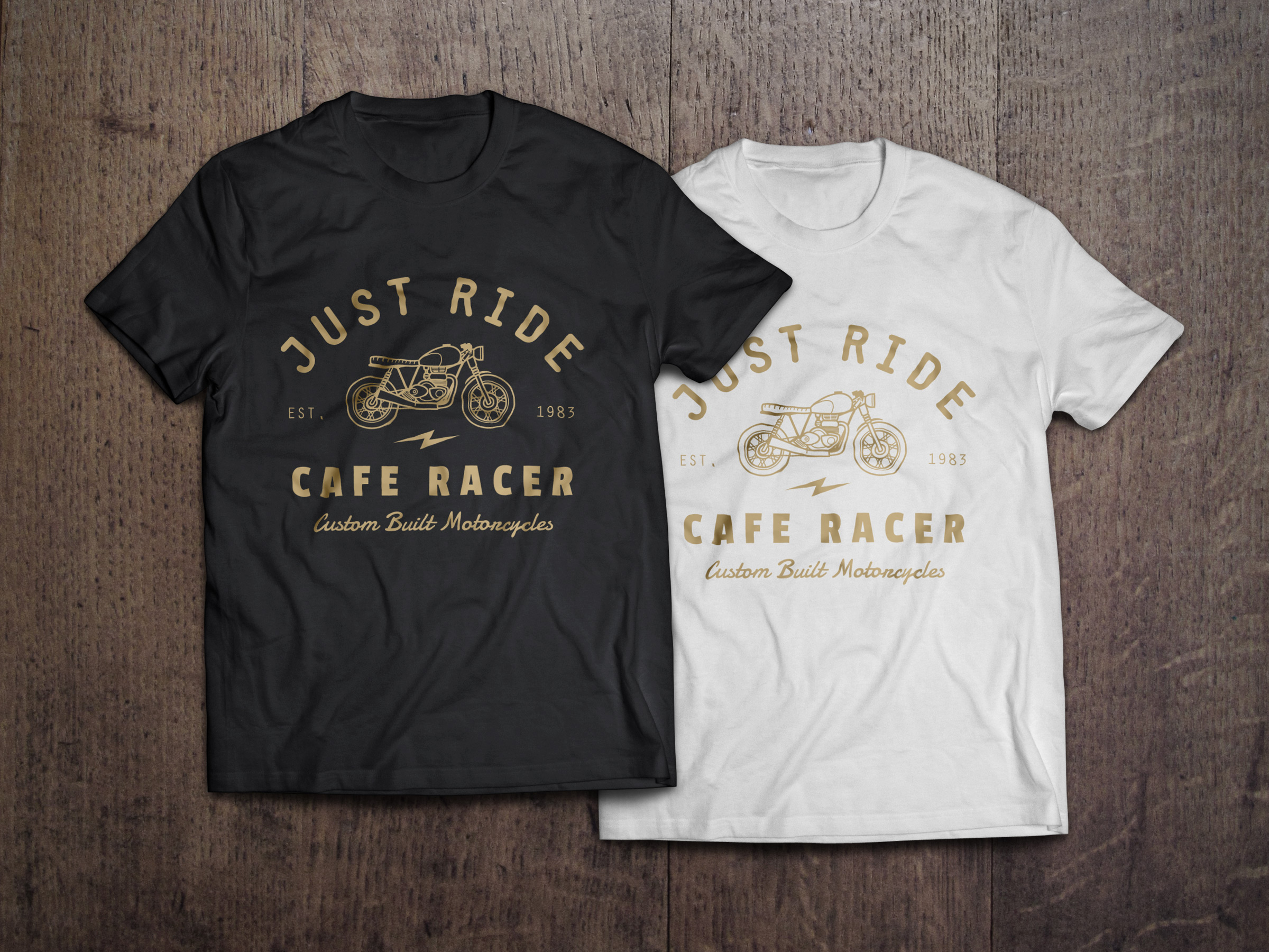 T Shirt MockUp PSD | GraphicBurger