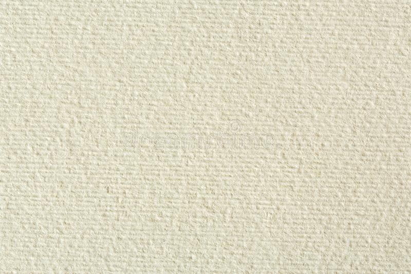 Cream textured paper. stock image. Image of blank, grunge 111232687